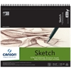 "Canson Universal Artist Series 14"" x 17"" Recycled Sketch Sheet Pad"