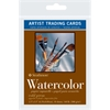 "2.5"" x 3.5"" Cold Press Watercolor Artist Trading Cards"