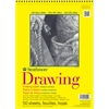 "Strathmore 300 Series 9"" x 12"" Wire Bound Drawing Pad"