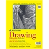 "Strathmore 300 Series 14"" x 17"" Glue Bound Drawing Pad"