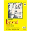 "14"" x 17"" Smooth Tape Bound Bristol Pad"