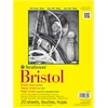 "Strathmore 300 Series 9"" x 12"" Vellum Tape Bound Bristol Pad"