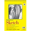 "Strathmore 300 Series 9"" x 12"" Wire Bound Sketch Pad"