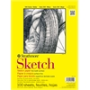 "Strathmore 300 Series 14"" x 17"" Glue Bound Sketch Pad"