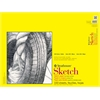 "Strathmore 300 Series 18"" x 24"" Glue Bound Sketch Pad"