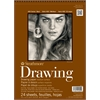 "Strathmore 400 Series 9"" x 12"" Medium Surface Wire Bound Drawing Pad"