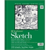 "Strathmore 400 Series 3.5"" x 5"" Wire Bound Recycled Sketch Pad"