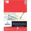 "Canson Foundation Series 9"" x 12"" Watercolor Cold Press 15-Sheet Pad"