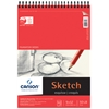 "Canson Foundation Series 9"" x 12"" Foundation Sketch Sheet Pad"