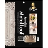 Mona Lisa Metal Leaf Silver Sheets