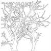 "The Crafter's Workshop 6"" x 6"" Design Template Branches"