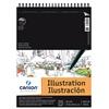 """Canson Artist Series Artist Illustration Wire Bound Pad 11"""" x 14"""""""
