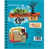 Strathmore Turquoise Art Journal Kit