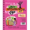 Strathmore Hot Pink Art Journal Kit