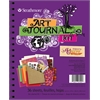 Strathmore Purple Art Journal Kit