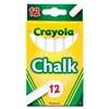 Crayola Chalk Sticks White