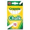 Crayola Chalk Sticks White