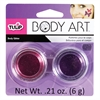 Tulip Body Art Purple and Fuchsia Body Glitter