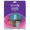 Reeves Large Oil Pastel 48-Color Set