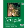 "Strathmore Artagain 400 Series 9"" x 12"" Assorted Tints Glue Bound Pad"