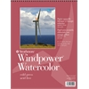 "Strathmore Windpower 9"" x 12"" Cold Press Wire Bound Watercolor Pad"