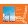 "Strathmore Windpower 18"" x 24"" Medium Surface Wire Bound Drawing Pad"
