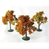 Architectural Model Autumn Trees 3-Pack