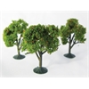 Architectural Model Orange Trees 3-Pack