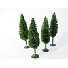 Architectural Model Poplar Trees 4-Pack