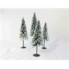 Architectural Model Trees Snow Spruce