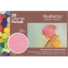 PanPastel Ultra Soft Painting Pastel Portrait Set
