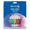 Reeves 10ml Watercolor Paint 18-Color Set
