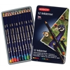 Derwent Inktense Pencil 12-Color Tin Set
