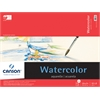 "Canson Foundation Series 18"" x 24"" Watercolor Cold Press 15-Sheet Pad"