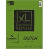 "9"" x 12"" Recycled Sketch Sheet Pad"