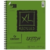 "Canson XL 9"" x 12"" Recycled Sketch Sheet Pad"