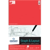 "Canson Foundation Series 11"" x 17"" Graph and Layout Sheet Pad"