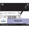 "Canson Artist Series 19"" x 24"" Vellum Sheet Pad"