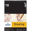 "Canson Classic Artist Series 11"" x 14"" Drawing Sheet Pad"