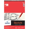 "Canson Foundation Series 11"" x 14"" Foundation Sketch Sheet Pad"