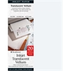 "8.5"" x 11"" Inkjet Printable Translucent Vellum 20-Pack"