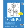"Strathmore 100 Series 9"" x 12"" Tape Bound Doodle Pad"