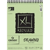 "11"" x 14"" Recycled Drawing Sheet Pad"