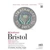 Strathmore 500 Series 11 x 14 2-Ply Vellum Tape Bound Bristol Pad