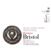 Strathmore 500 Series 14 x 17 2-Ply Plate Tape Bound Bristol Pad