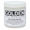 Golden Self Leveling Clear Gel Medium 8 oz.