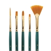 Winsor & Newton Regency Gold Series 540 Liner Short Handle Brush #2/0