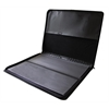 "Black Series Leather Presentation Case 8.5"" x 11"""