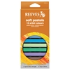 Reeves Soft Pastels 12-Color Set