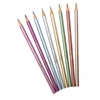 Metallic Colored Pencil 8-Color Set